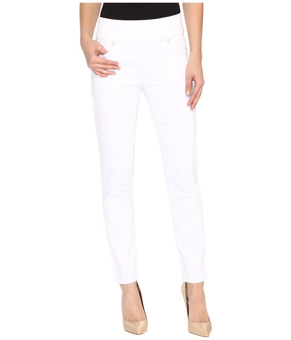 FDJ French Dressing Jeans - Pull-On Slim Ankle in White (White) Women's Jeans