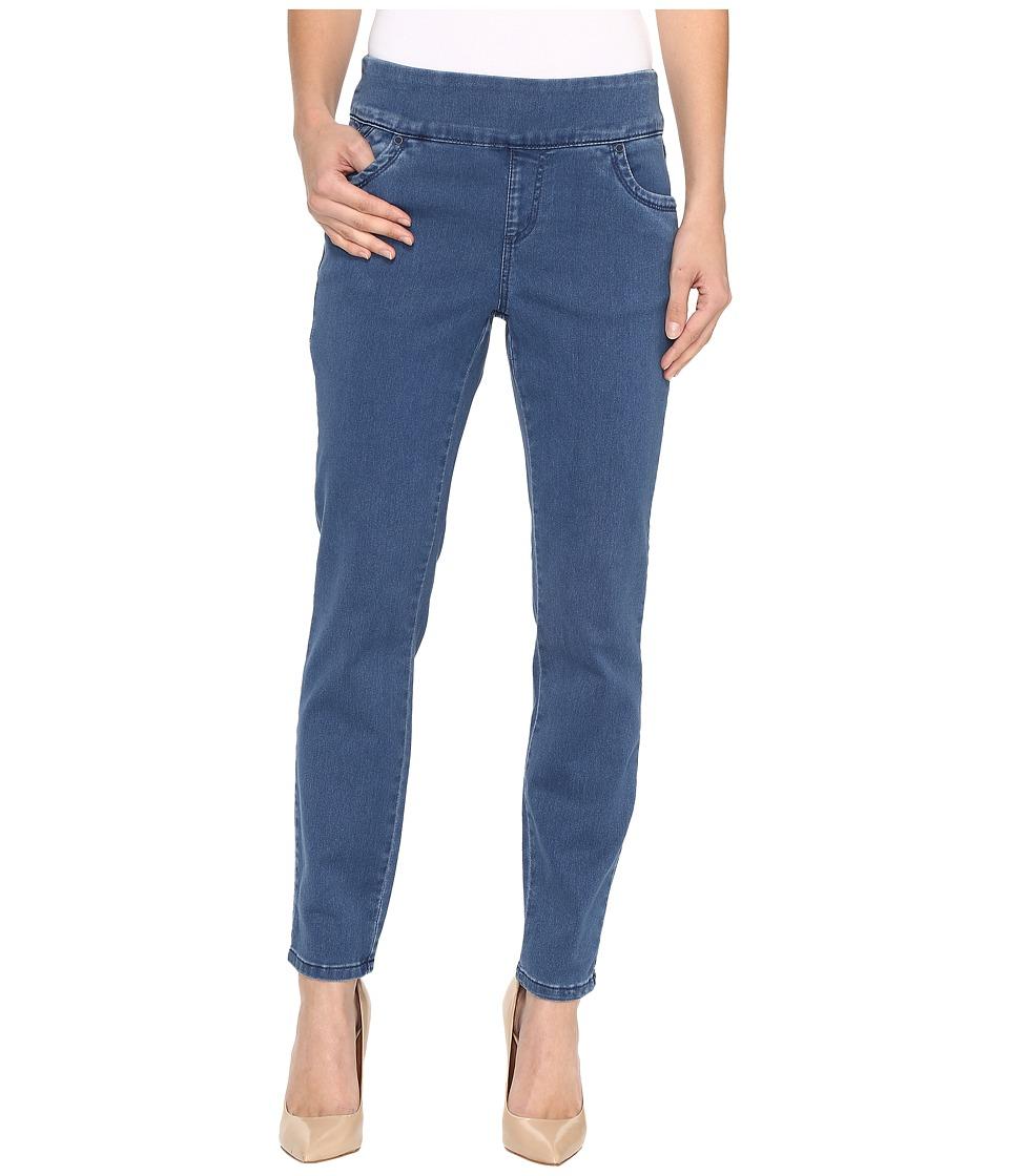 FDJ French Dressing Jeans - Pull-On Slim Ankle in Denim (Denim) Women's Jeans