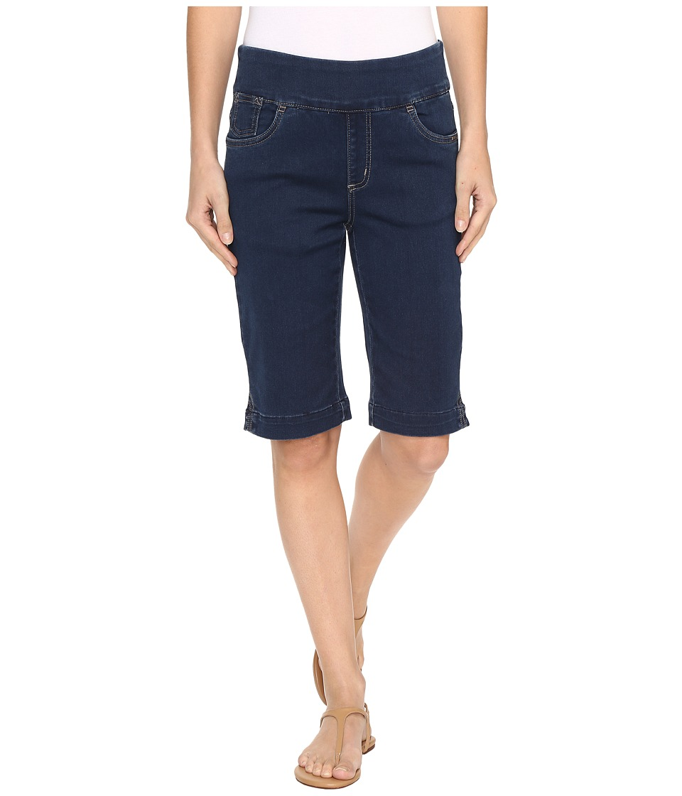 FDJ French Dressing Jeans - D-Lux Denim Pull-On Bermuda in Indigo (Indigo) Women's Shorts