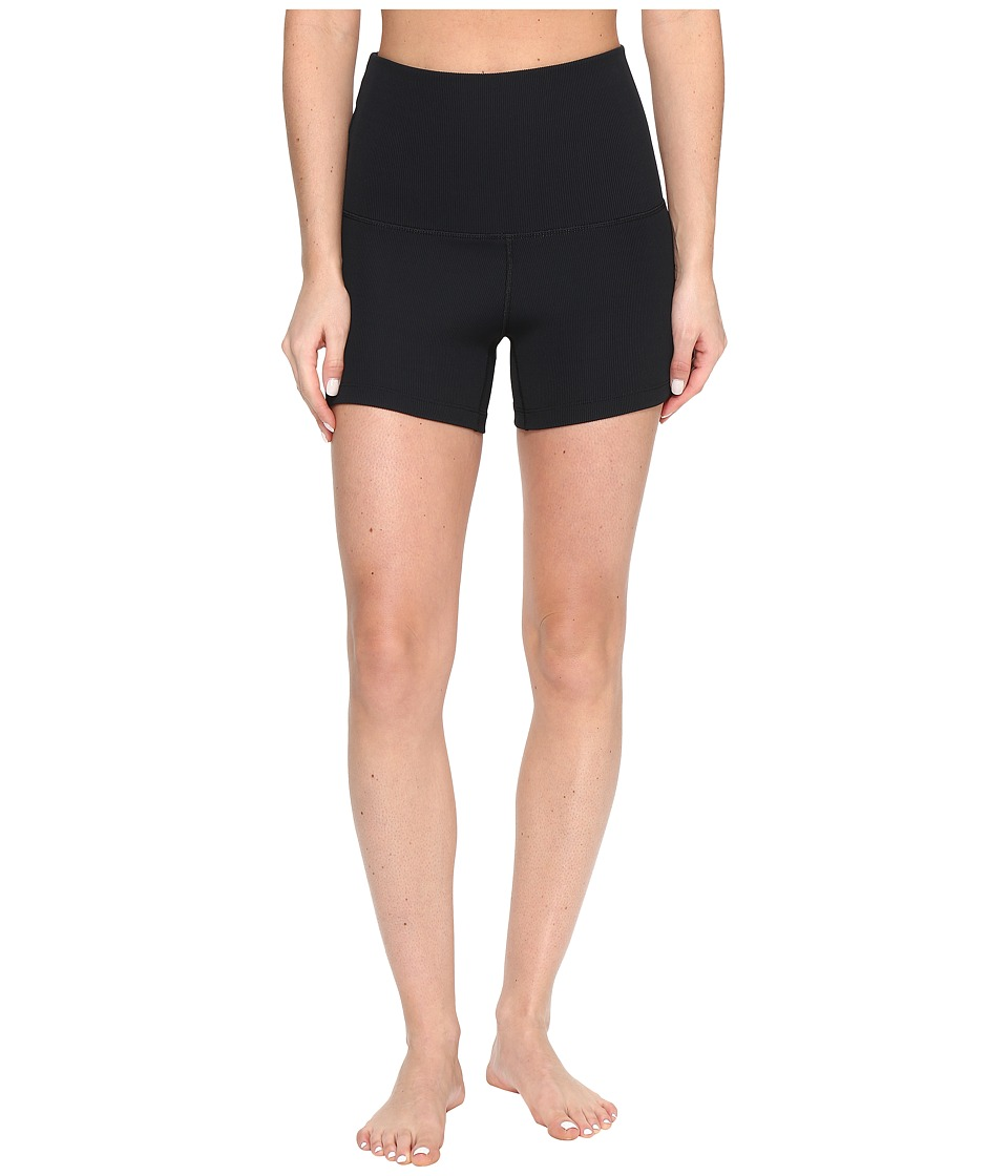 Lorna Jane - Right On Short Tights (Black) Women's Shorts