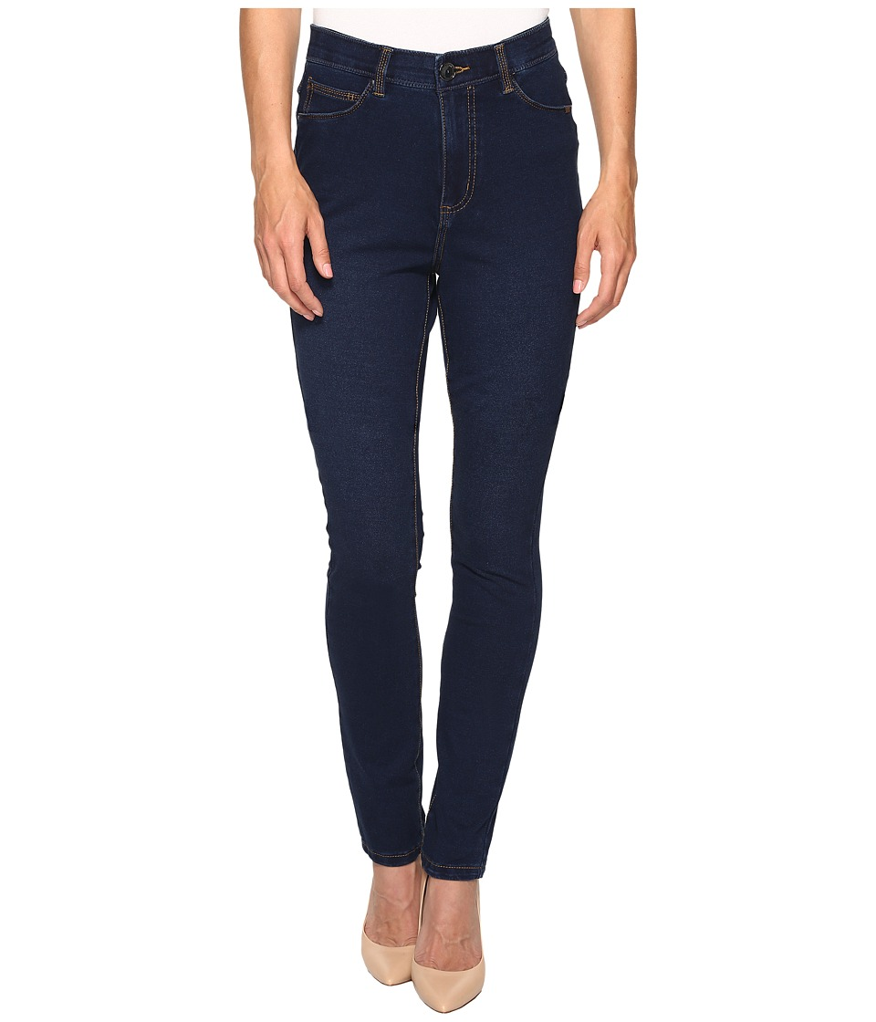 FDJ French Dressing Jeans - Comfy Denim Wonderwaist Suzanne Slim Leg in Indigo (Indigo) Women's Jeans