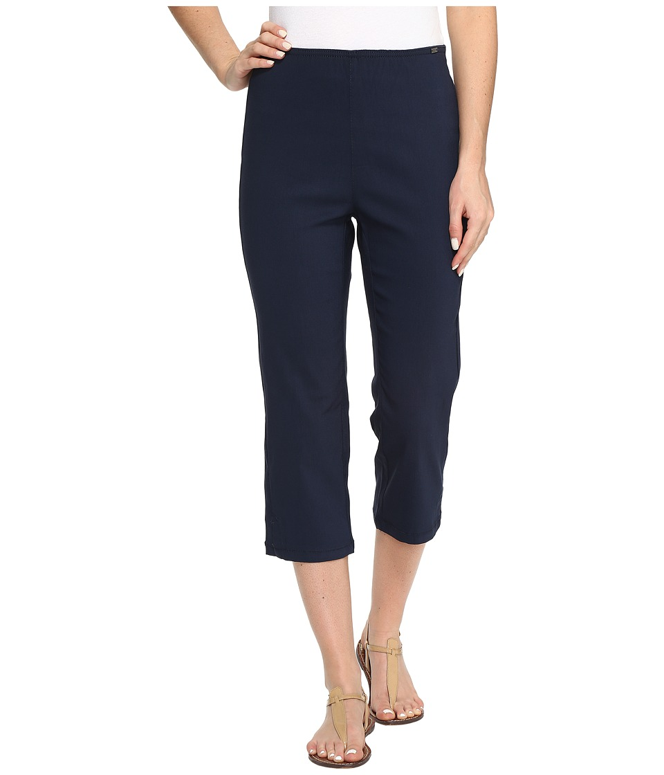 FDJ French Dressing Jeans Techno Slim Pull-On Capris in Navy (Navy) Women