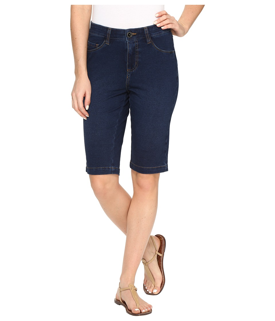 FDJ French Dressing Jeans - Comfy Denim Wonderwaist Olivia Bermuda in Indigo (Indigo) Women's Shorts