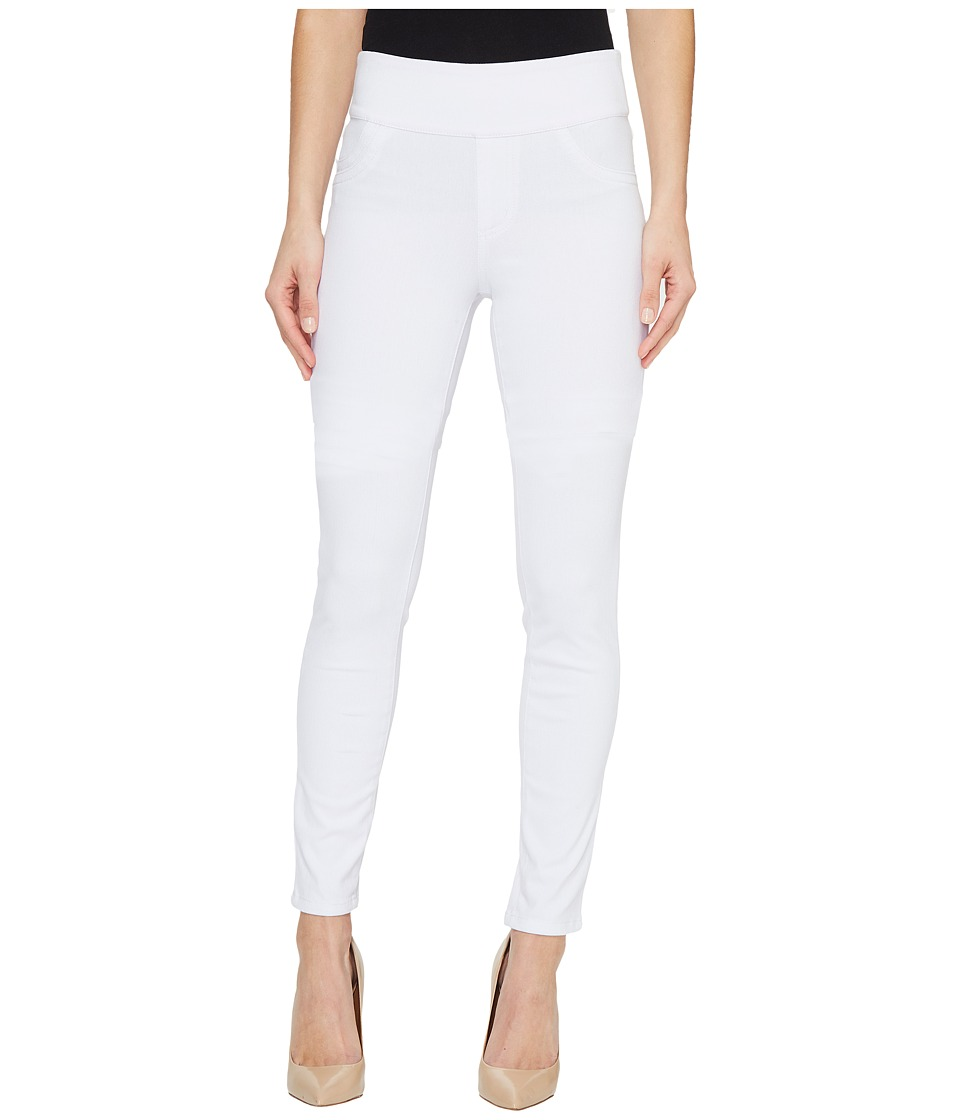 FDJ French Dressing Jeans - Love Denim Slim Jeggings in White (White) Women's Jeans