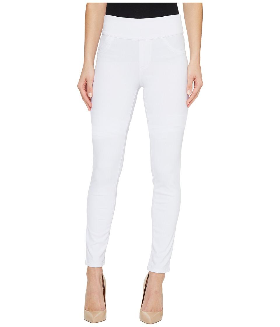 FDJ French Dressing Jeans - Love Denim Slim Jeggings in White (White) Women's Jeans