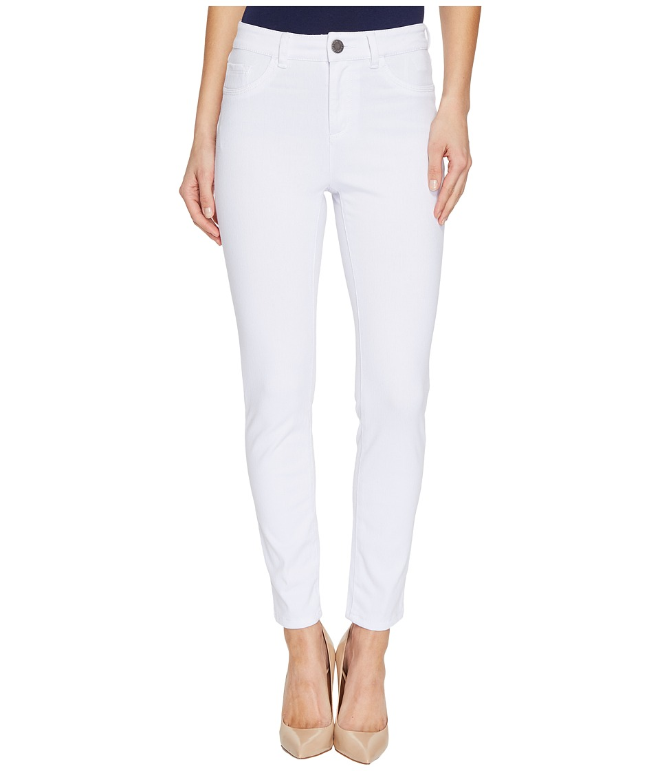FDJ French Dressing Jeans - Love Denim Olivia Ankle in White (White) Women's Jeans