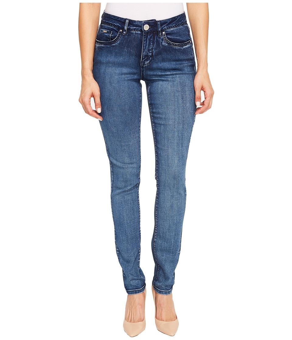 FDJ French Dressing Jeans - Olivia Fashion Slim with Zigzag in Indigo (Indigo) Women's Jeans