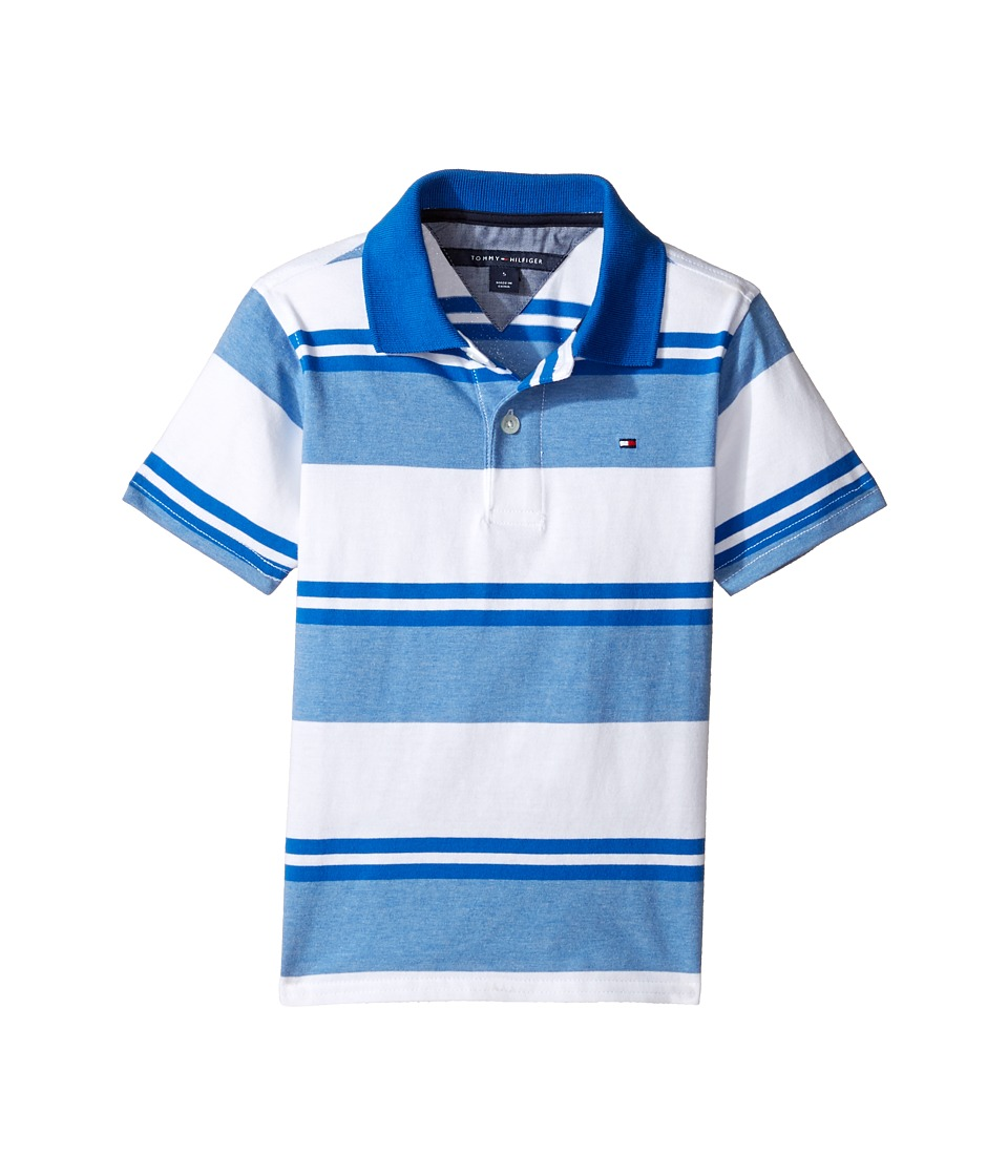 Tommy Hilfiger Kids - Gibson Polo (Toddler/Little Kids) (Deep Dive Blue) Boy's Clothing