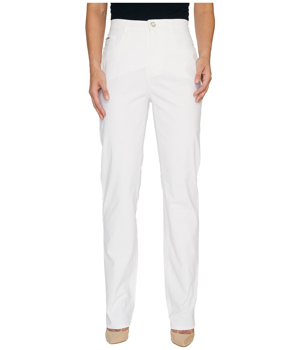 FDJ French Dressing Jeans - Sedona Suzanne Straight Leg in White (White) Women's Jeans