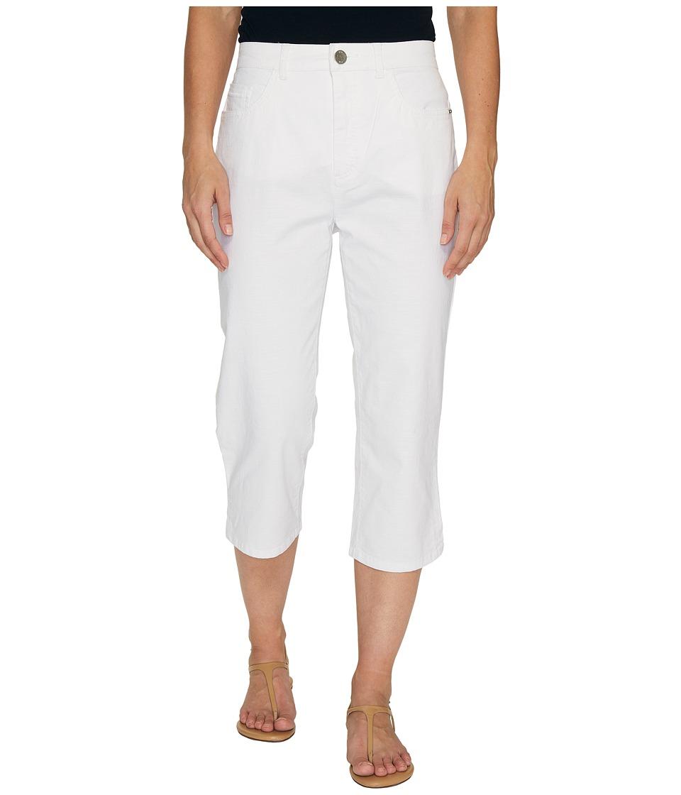 FDJ French Dressing Jeans - Sedona Peggy Capris in White (White) Women's Jeans