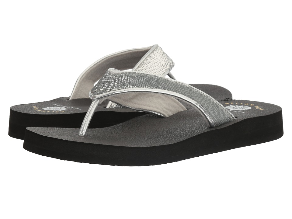 Yellow Box - Dawson (Silver) Women's Shoes