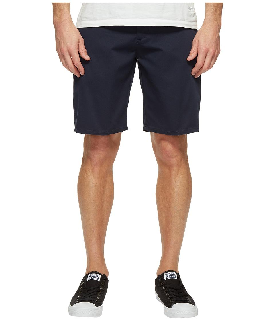 Brixton - Carter Short (Navy) Men's Shorts