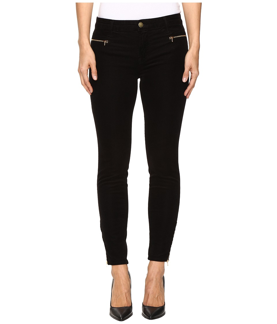 J Brand - Iselin Skinny in Black (Black) Women's Jeans