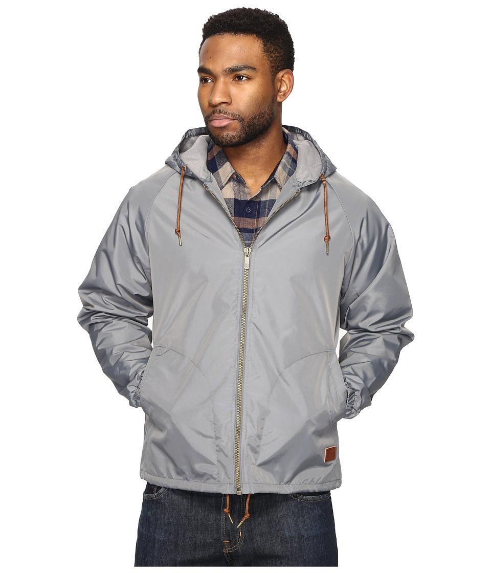 Brixton - Claxton Jacket (Grey) Men's Coat