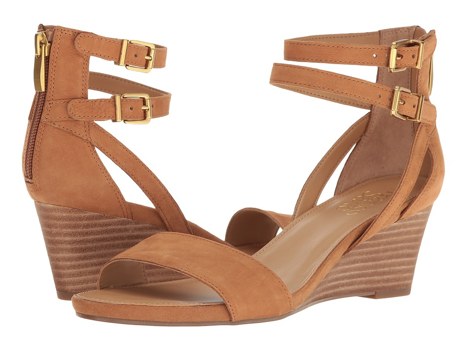 Franco Sarto Danissa (Biscuit Leather) Women