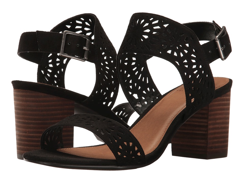 Yellow Box - Carilena (Black) High Heels