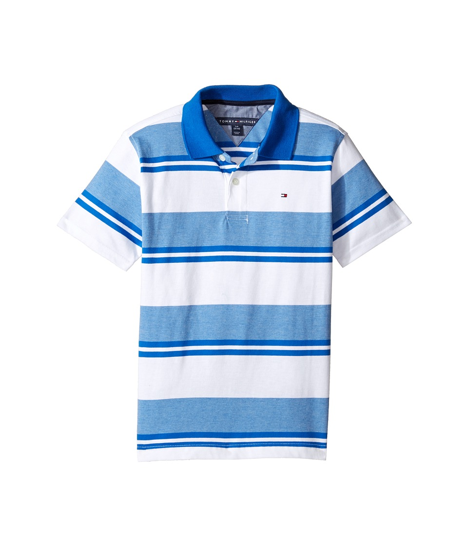 Tommy Hilfiger Kids - Gibson Polo (Big Kids) (Deep Dive Blue) Boy's Clothing