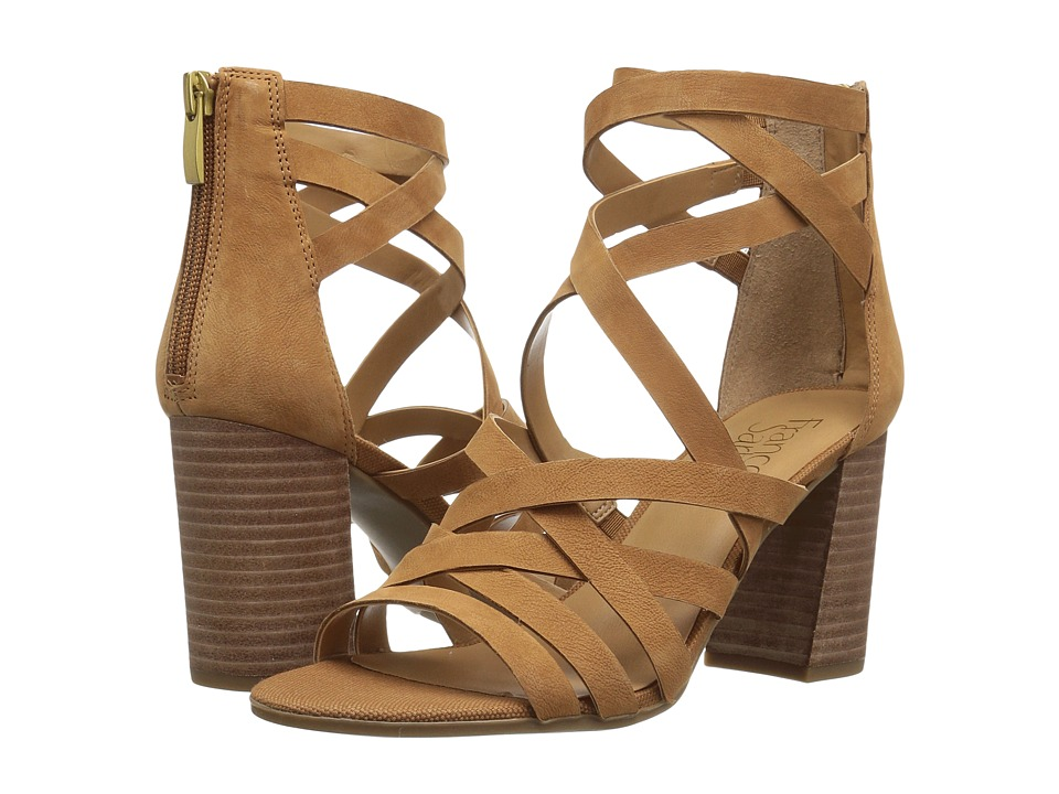 Franco Sarto - Madrid (Biscuit Leather) Women's Sandals