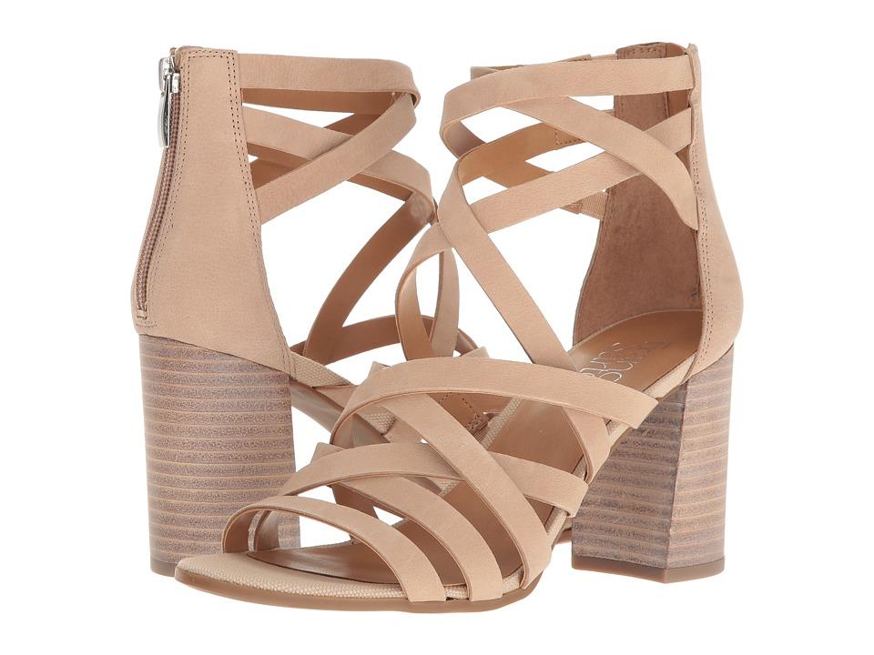Franco Sarto - Madrid (Bone Leather) Women's Sandals