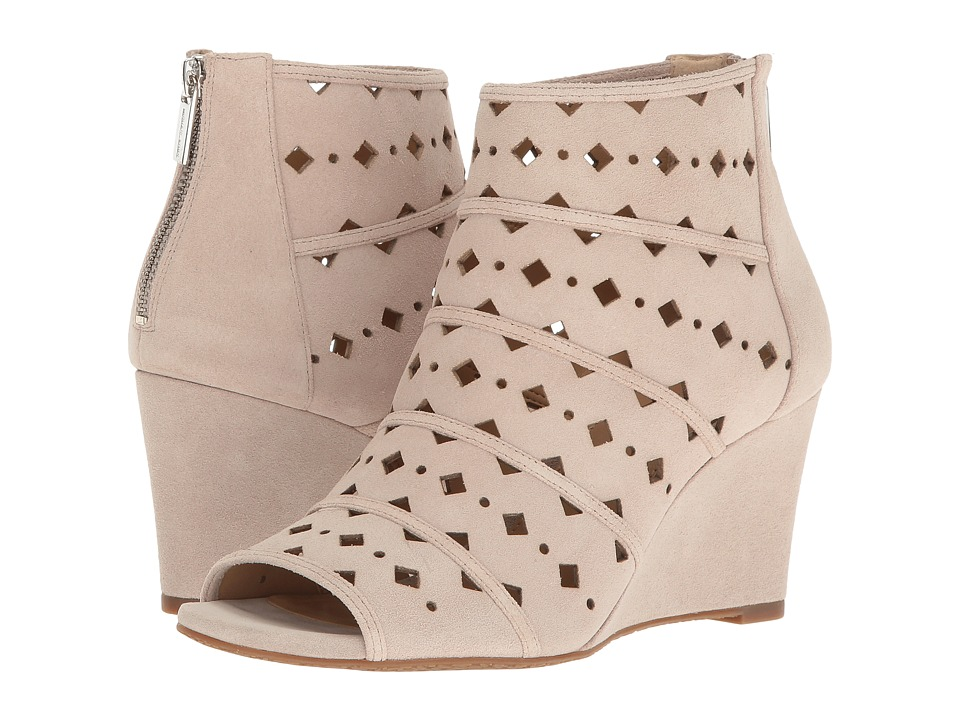 MICHAEL Michael Kors - Uma Wedge (Cement) Women's Wedge Shoes