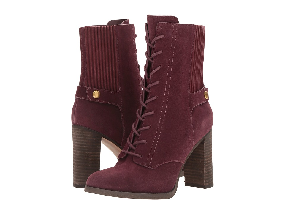 MICHAEL Michael Kors Carrigan Bootie (Plum) Women