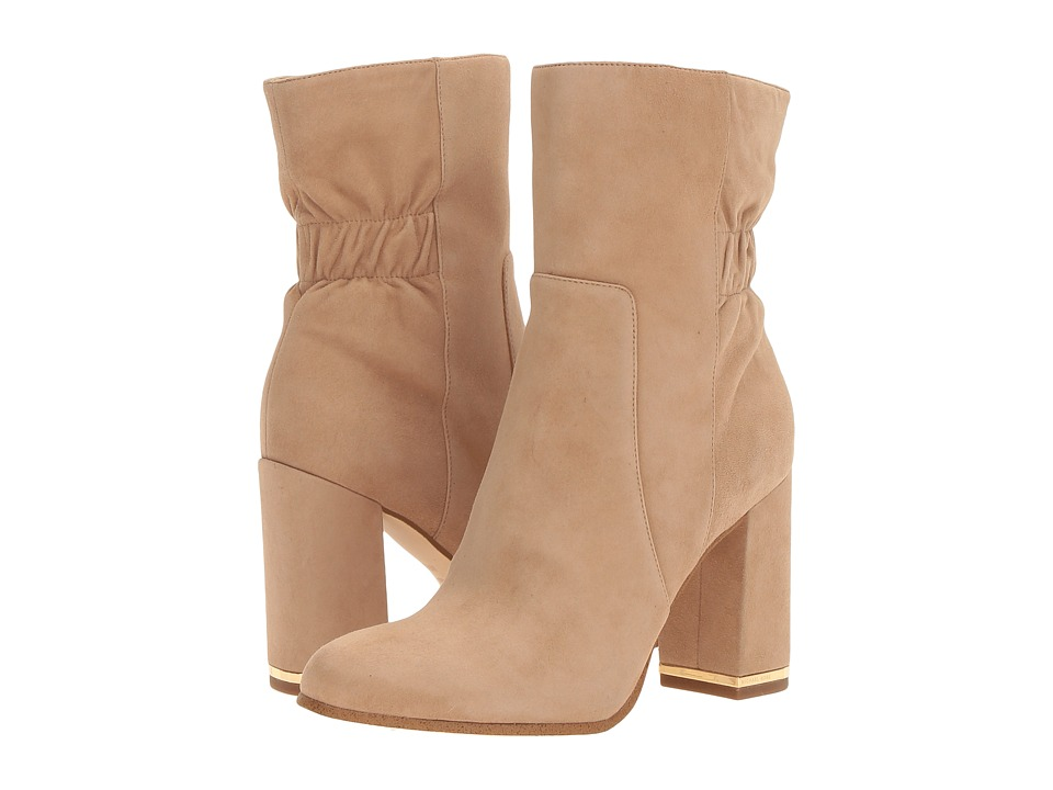 MICHAEL Michael Kors Ursula Ankle Boot (Dark Khaki) Women