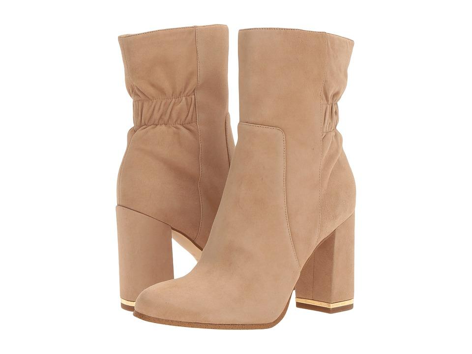 MICHAEL Michael Kors - Ursula Ankle Boot (Dark Khaki) Women's Boots