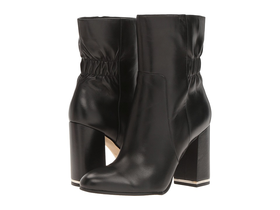MICHAEL Michael Kors Ursula Ankle Boot (Black) Women