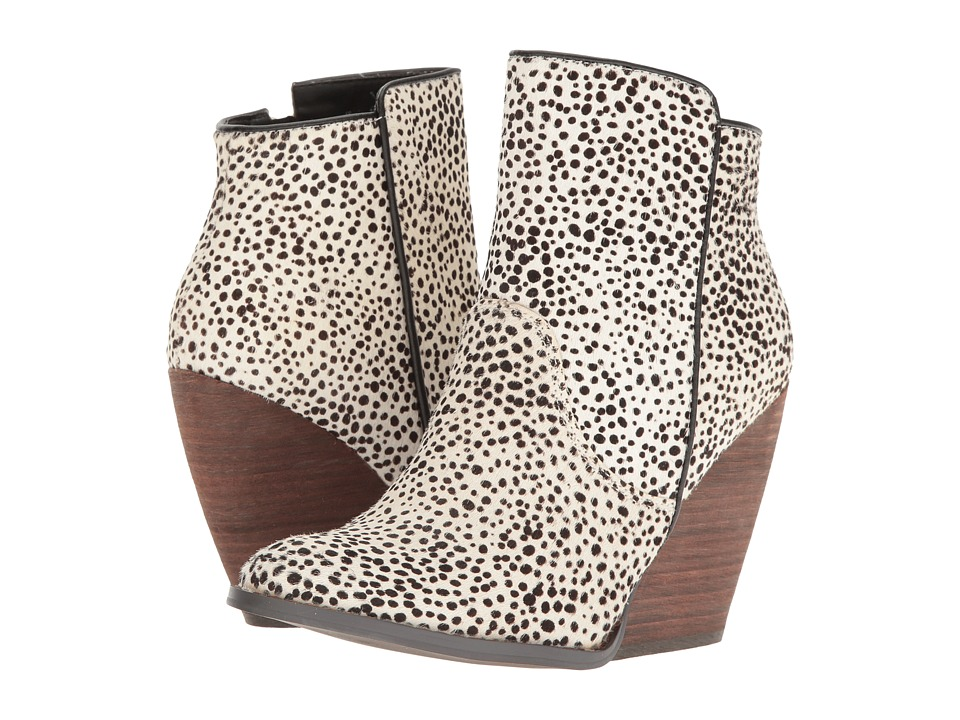 VOLATILE - Abra (Chocolate/Chip) Women's Boots
