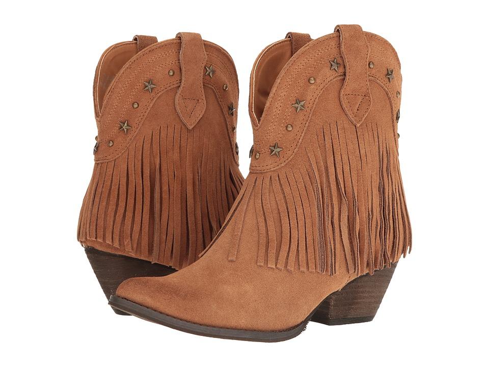 VOLATILE - Helen (Tan) Women's Boots