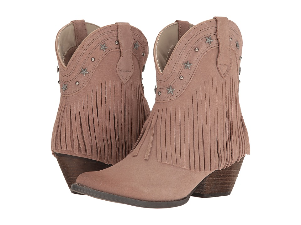 VOLATILE - Helen (Taupe) Women's Boots