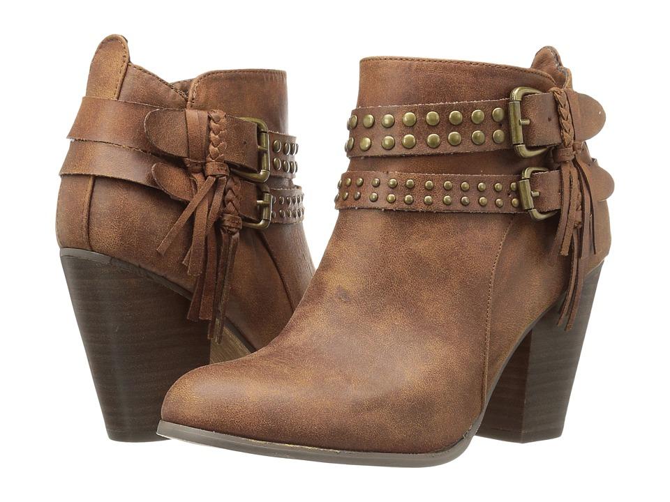XOXO - Karyn (Cognac) Women's Shoes