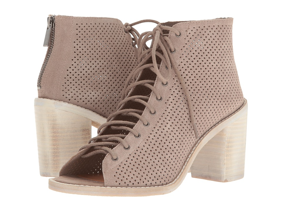 Dolce Vita - Marta (Taupe Suede) Women's Shoes