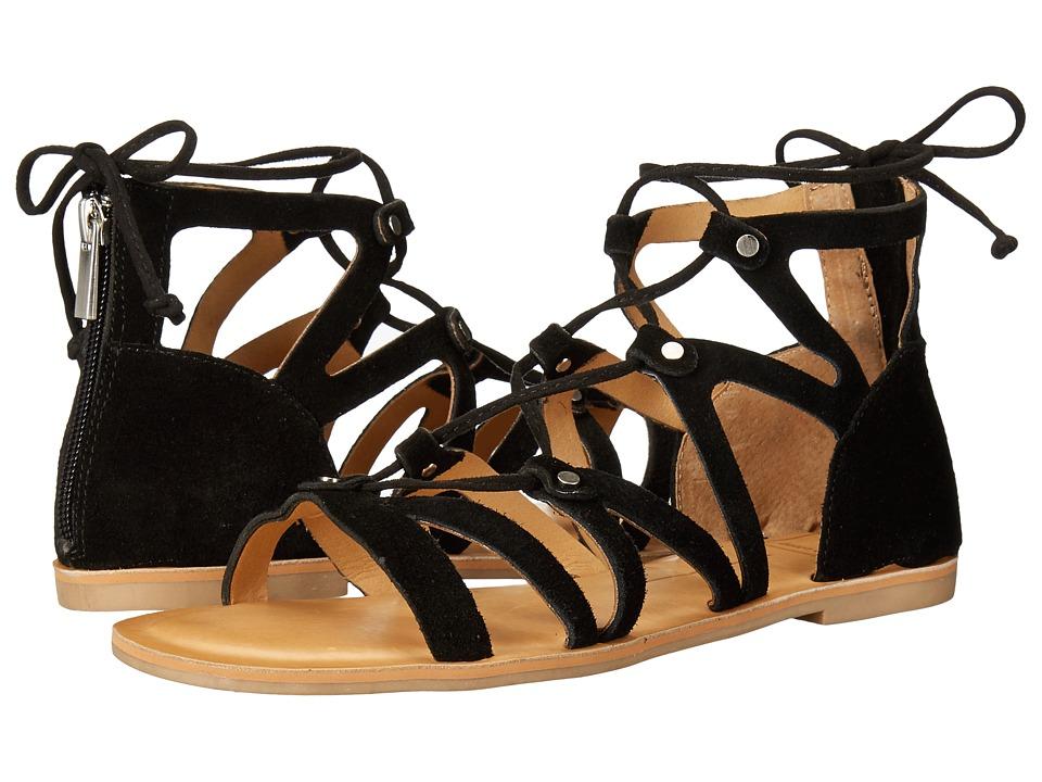 Dolce Vita - Jansen (Black Suede) Women's Shoes