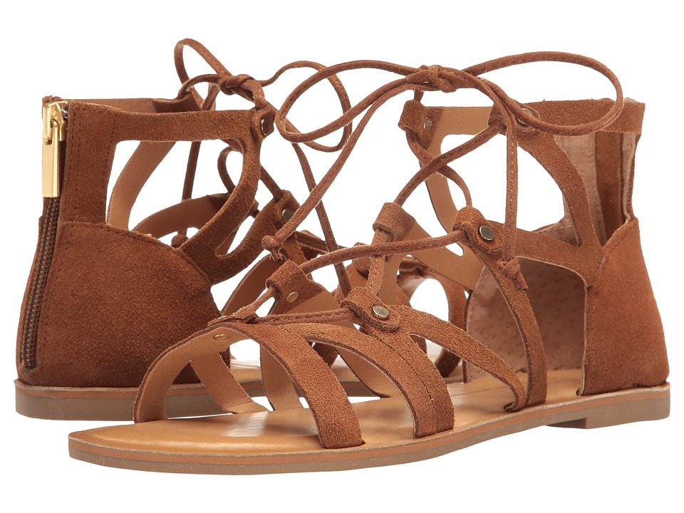 Dolce Vita - Jansen (Saddle Suede) Women's Shoes