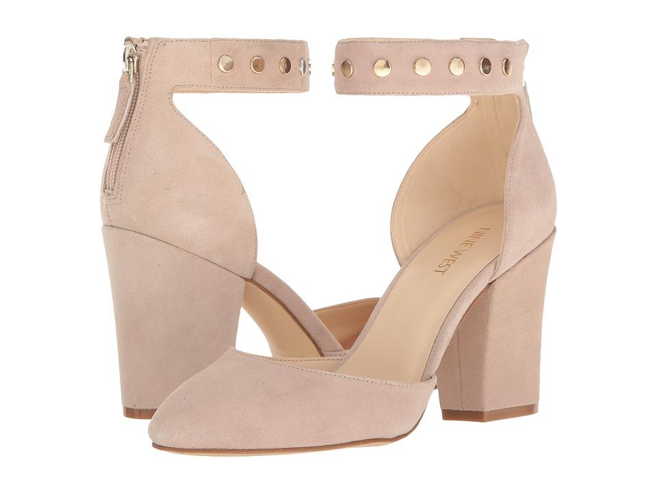 Nine West - Sharmain (Cashmere Suede) High Heels