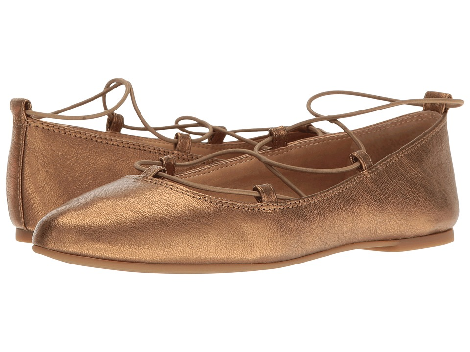 Lucky Brand - Aviee (Old Bronze) Women's Shoes