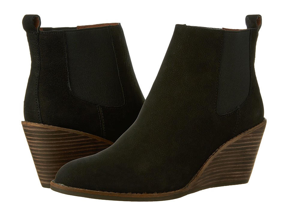 Lucky Brand - Pallet (Black) Women's Shoes