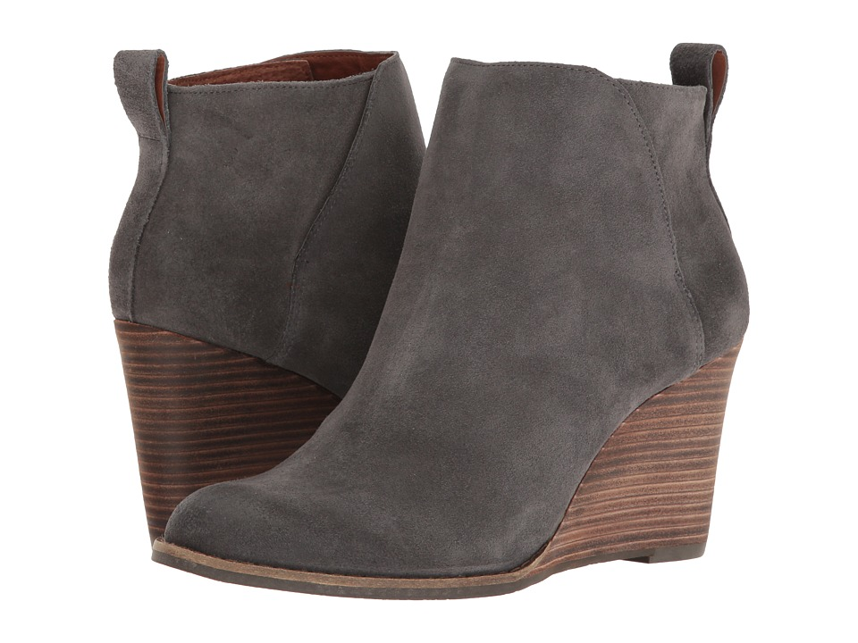 Lucky Brand - Yezzah (Storm) Women's Shoes