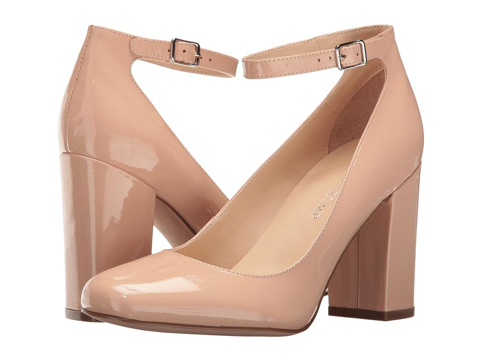 Ivanka Trump Oasia Medium Pink Patent Shoes