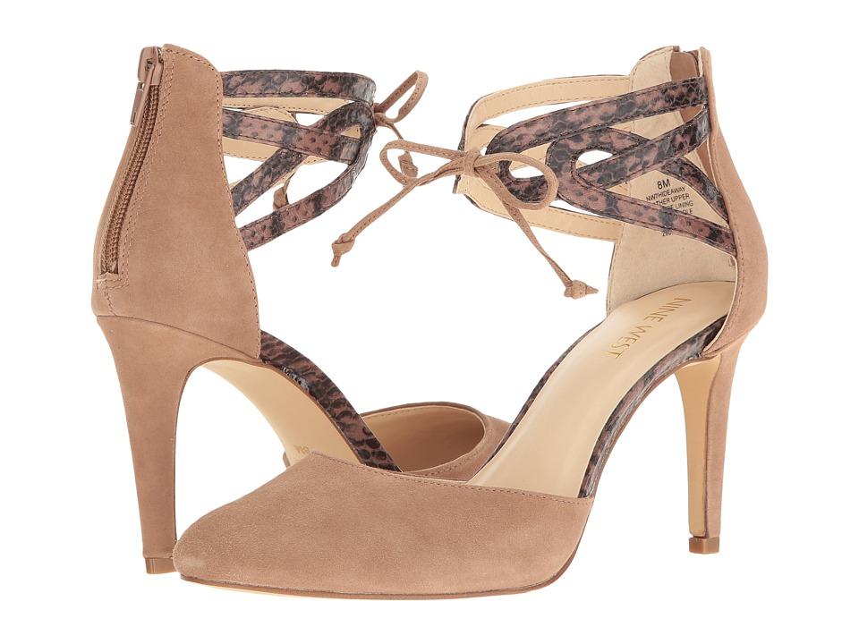 Nine West - Hideaway (Natural) Women's Shoes