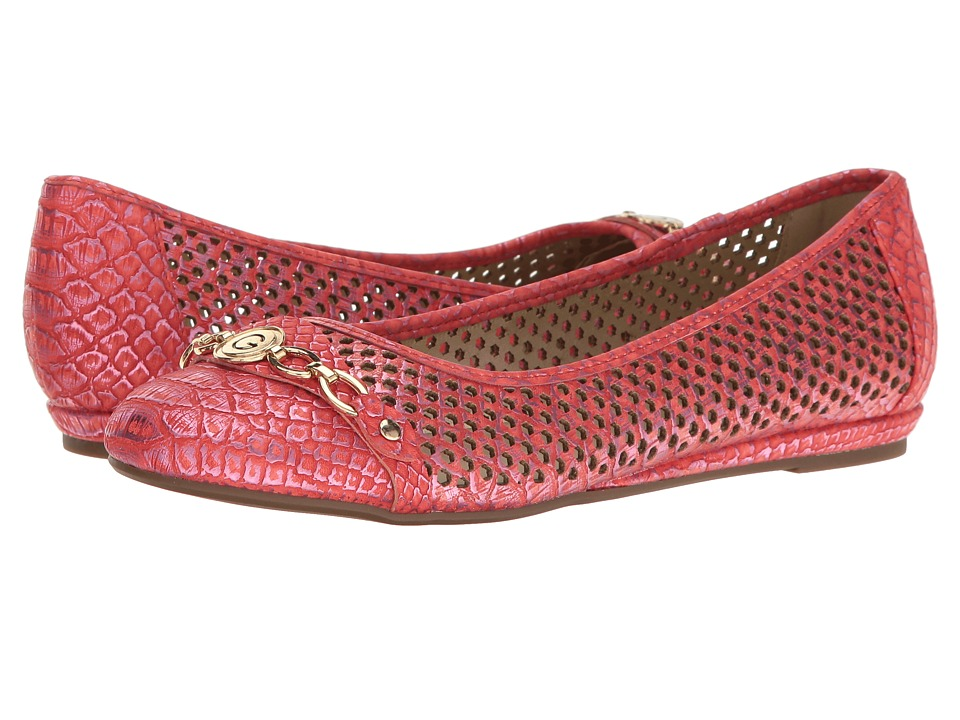 G by GUESS Feebe (Coral) Women