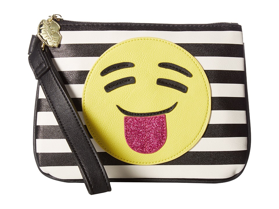 Luv Betsey - LBSother Kitch Wristlet (Stripe) Wristlet Handbags
