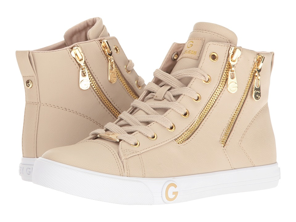 G by GUESS - Oleesa (Natural) Women's Lace up casual Shoes