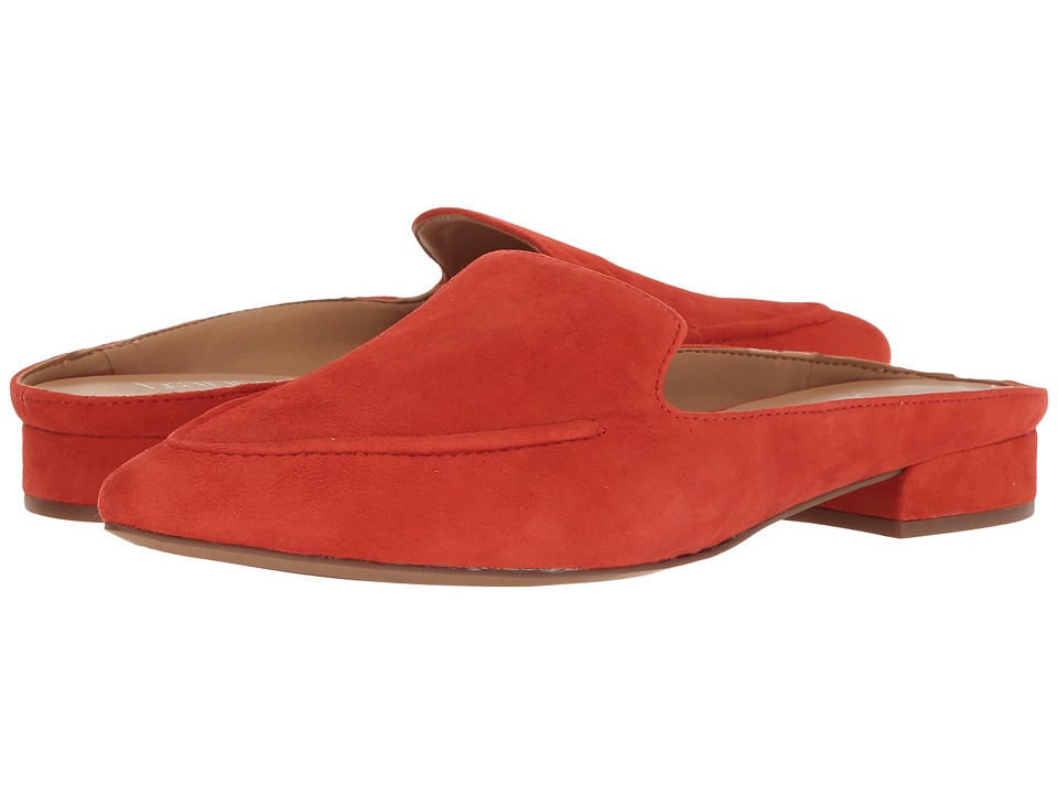 Franco Sarto - Sela (Orange Diva Suede) Women's Slip on Shoes