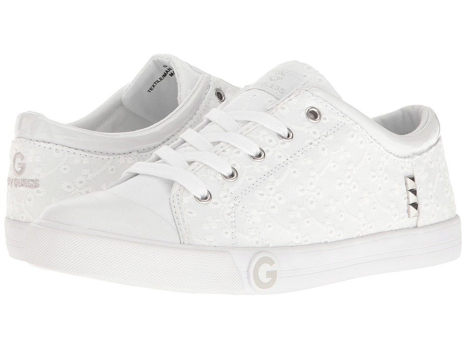 G by GUESS Oona9 (White) Women