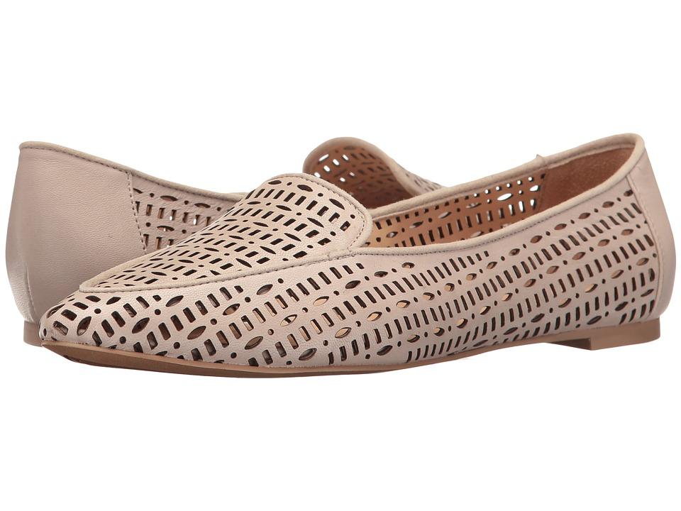 Franco Sarto - Soho (Satin Taupe Polly Lux Leather) Women's Slip on Shoes