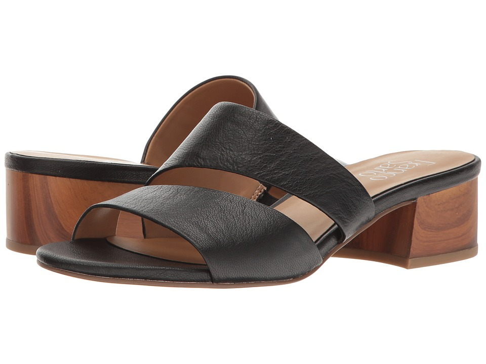 Franco Sarto - Tallen (Black Polly Lux Leather) Women's Sandals