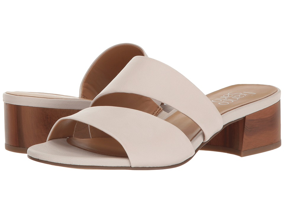 Franco Sarto - Tallen (Chiffon White Polly Lux Leather) Women's Sandals