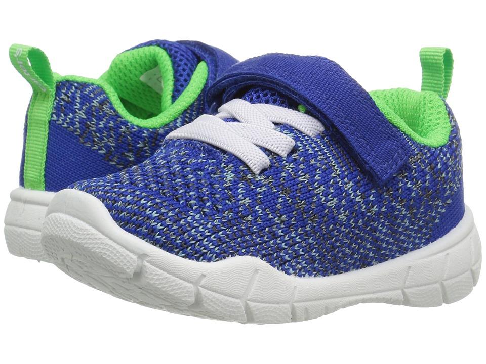 Carters - Swipe-B (Toddler/Little Kid) (Blue) Boy's Shoes